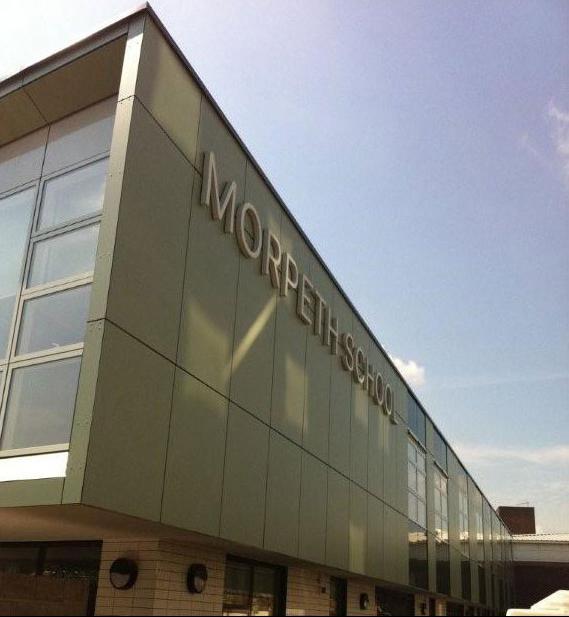 Morpeth School, London