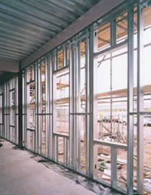Steel Frame Systems SFS